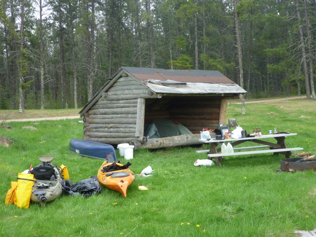Pine Point Shelter