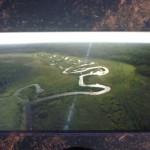 Winding Mississippi River