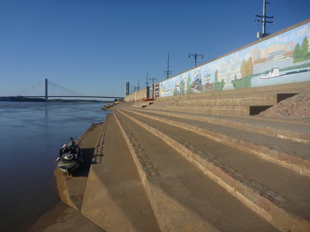 Cape Girardeau Waterfront
