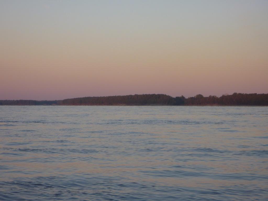 Natchez Sunrise
