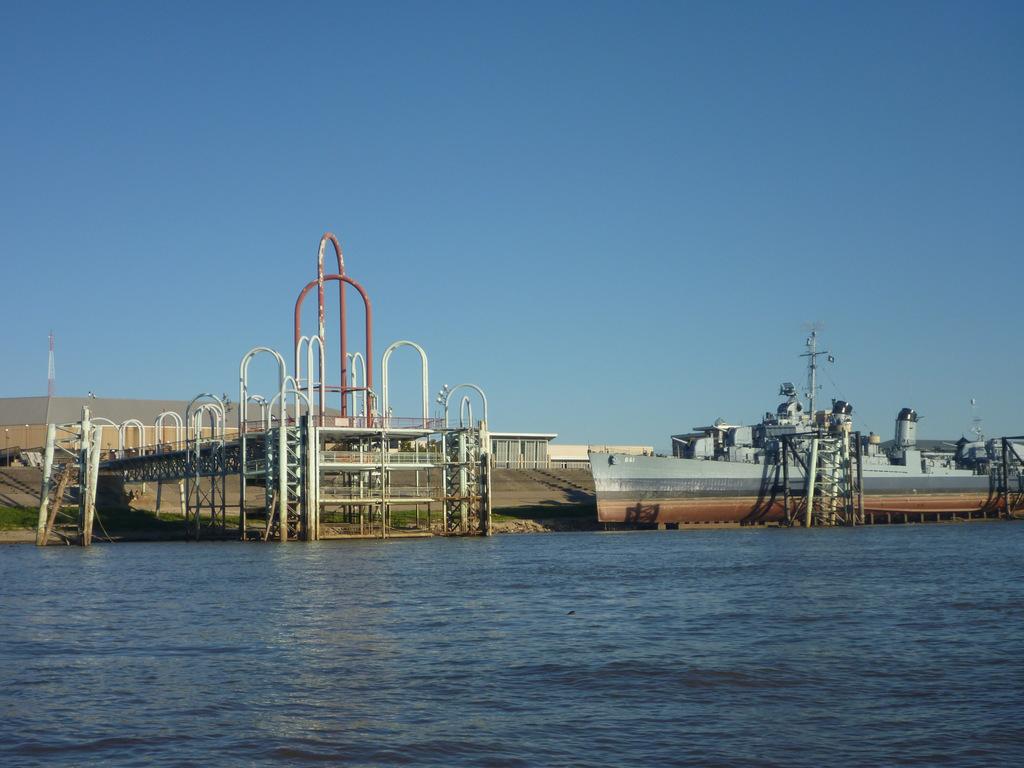 Baton Rouge Public Dock